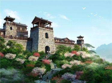楚长城烽火台规划设计