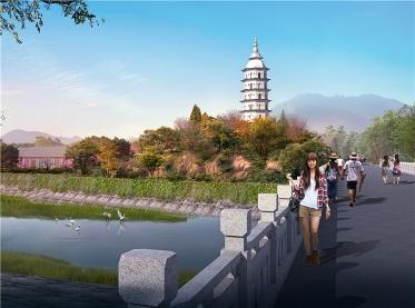 西河旅游小镇设计