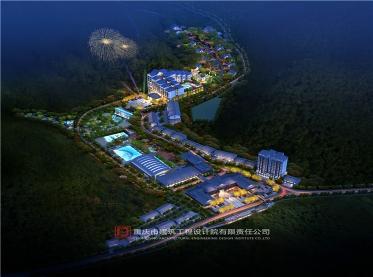 郙阁田园综合体朱儿坝核心区(首期)