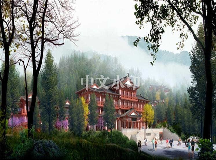 丹景山度假酒店设计规划