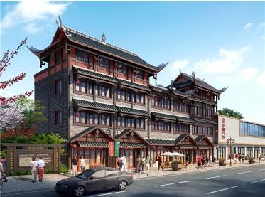 四川古村落修复规划设计
