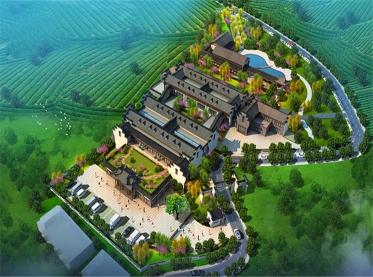 云南女娲银峰生态茶厂规划
