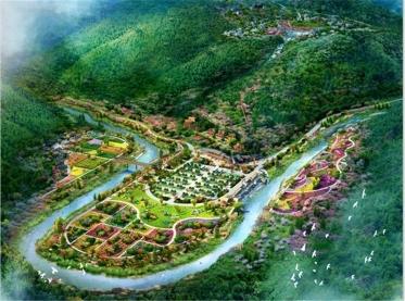 四川养生健康旅游规划