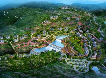 湖北养老生态旅游规划设计