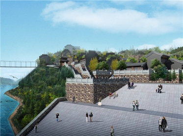 云南广场旧建筑表皮更新规划