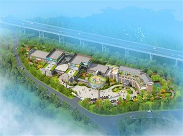 湖北生态园区旅游规划