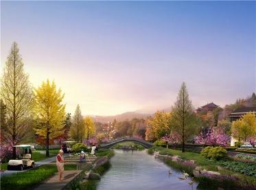重庆川东小金花民俗风情旅游区