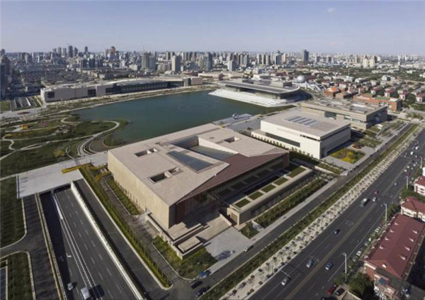 重庆旅游建筑设计:化学反应创新特色主题